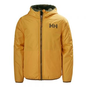 JR CHAMP REVERSIBLE JACKET Oro