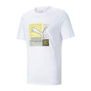 OB GRAPHIC T-SHIRT Bianco