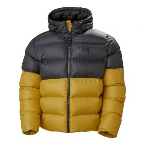 ACTIVE PUFFY JACKET Giallo