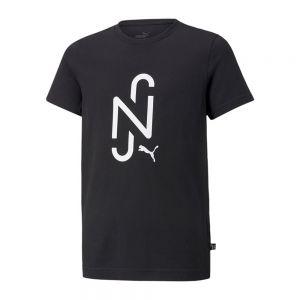 NJR 2.0 LOGO T-SHIRT Nero